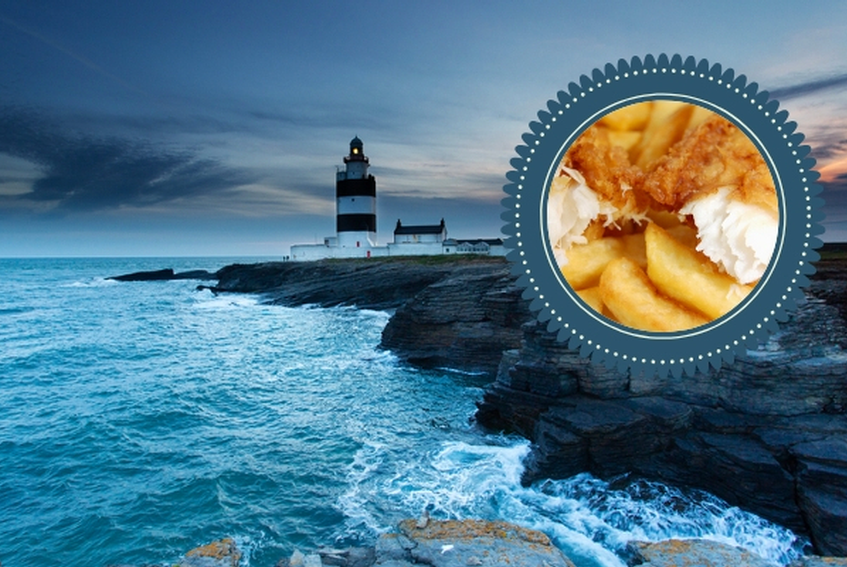 Harvest Moon Day - Fish & Chip Supper and Tour of Hook Lighthouse at 7.30pm sharp